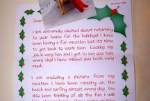 Elf On The Shelf ideas to print
