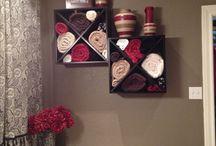 Updated bathroom / by Lori Lassinger