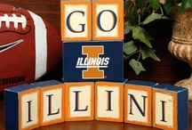 ILLINI / by Chris Blue