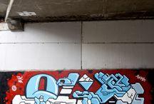 Graffiti/Streetart