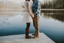Engagement Sessions: Fergie Medar Photography