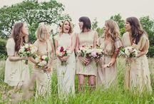 Bridesmaids Dresses / by Danielle Sheppard