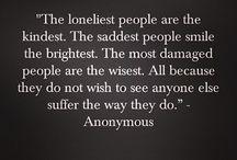 Sad truth
