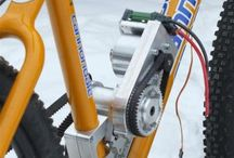 Powered Bycicle
