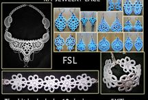 jewelry lace design