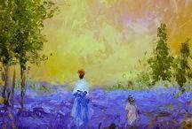 Painting. Camille Pissarro