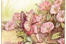 Fairies - Cicely Mary Barker