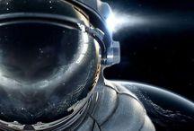 SPACE NERD / by Jamie Eastman
