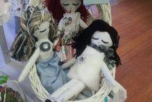 Claire's fantastic dolls