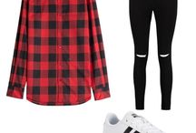 My Polyvore my clothes