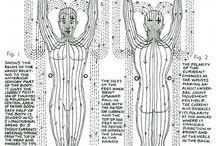 Human Body Systems / #humanbody #energeticsystem #holistichealing #energy #meridians #chakras #reflexology