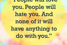 Healing words....