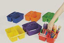 Classroom Organization / by Cathy Nanni