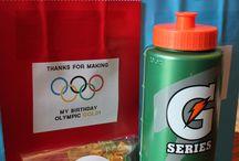 Birthday Party - Olympics