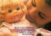 la mia bambola preferita da bambina