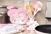 My Melody - Cuisine