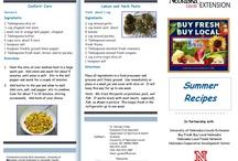 Recipe Brochures-BFBLN