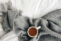 sunday / morning light | bed all day | coffee & books