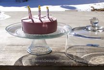The Ketogenic Diet & Birthdays / Ideas and tips for celebrating your child's birthday while on the ketogenic diet for epilepsy, including ketogenic cake recipes and ideas for non-food cakes for children who are tube-fed.