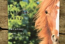 Printable Invitations by Kim Carr - Farm Fresh Printables / I offer custom invitations using my original photography to make fun, unique, farm related, printable invitations just for you! My barnyard animals are sure to bring a smile to any party. Visit my Etsy shop Farm Fresh Printables for a complete selection of printable invitations.  Custom Orders are Welcome!   https://www.etsy.com/shop/farmfreshprintables