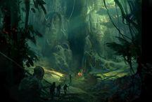 정글(자연)