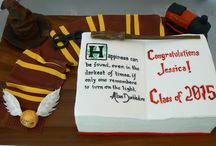 Harry Potter Cakes / Viral Harry Potter Cakes created by Night Kitchen Bakery