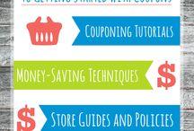 Couponing/Budgeting