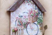 σπίτι ποδήλατο