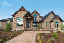 Parade of Homes / Beautiful Brick Homes