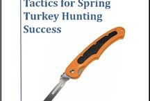Free E-Books to Download / Download these free E-Books from Havalon, and get some of the best hunting and fishing tips and tactics from the experts who know. / by Havalon Knives