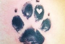 paw tattoo ideas