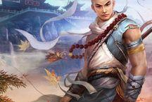 Swordsman Online Indonesia / Swordsman Online Indonesia adalah Free to Play Martial Arts yang terinspirasi dari novel dan film terkenal karya dari Louis Cha. Dalam game ini kalian akan menjelajahi dunia seni bela diri yang hebat selama era Dinasti Ming.
