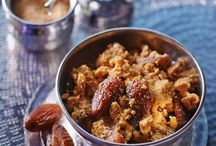 Oriental Recipes • Orientalische Rezepte