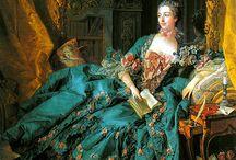 madame pompadour / by M. Hilke