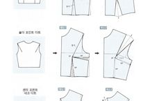 DIY Sewing / Pattern e tecniche