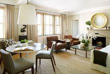 Living area / by Rochelle Dalton