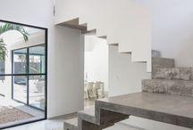 escalier evisa