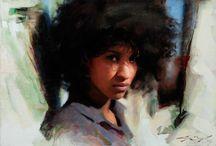 ARTIST  - Casey Baugh