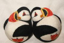 Neddle Felting - Birds