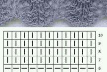 pletené vzory