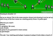 Soccer Small-game Drills