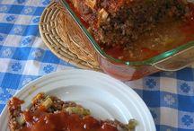 1 - Recipes - Meat - Main Dish / by Lynn Siebenthaler