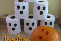 holiday-fall/halloween preschool party / by Michelle Robison