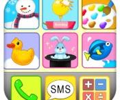 10 lärorika spel som underhåller barn på resan / Passa på att ladda mobil eller surfplattan med nya, spännande spel inför semesterresan. Här är listan med appar som är både underhållande och lärorika. #svapplista