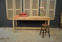 antiques tables