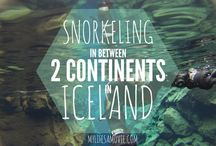 Iceland Travel / Places to see and things to do in Iceland!