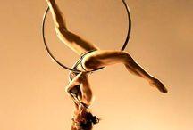 Cirque de yoga
