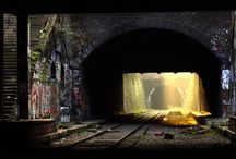 Outils | métro tunel