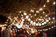 creative event lighting