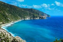 Cinque Terre / Photos from Cinque Terre: Monterosso al Mare, Vernazza, Corniglia, Manarola, and Riomaggiore. Also from neighbouring Bonassola.